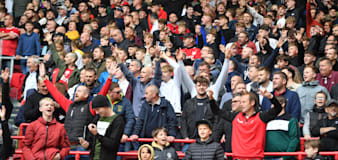 Clubs in England's top two tiers invited to offer standing areas from January