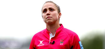 Sara Cox to become first woman to referee a Gallagher Premiership game