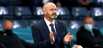 Steve Clarke wants improvements in all areas after Scotland's Euro 2020 exit