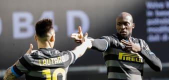 Lightning strike from Romelu Lukaku sparks convincing victory for Inter Milan