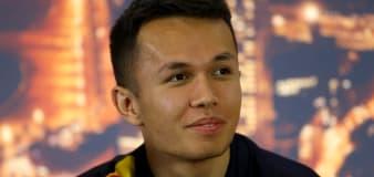 Alexander Albon confident he can bounce back to achieve Formula One dream