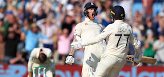 Jack Leach says Ben Stokes has the support of all the England squad