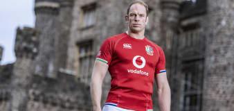Alun Wyn Jones confident in Lions options available to Warren Gatland