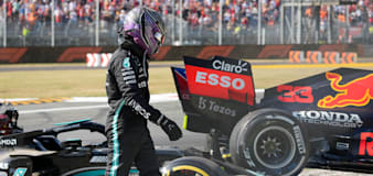 Damon Hill accuses Max Verstappen of deliberate crash