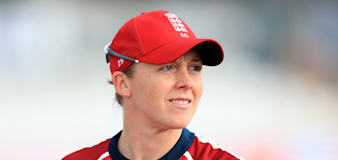 Heather Knight 'frustrated' as England lose final ODI in New Zealand