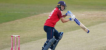 Nat Sciver excels as England wrap up series win in New Zealand