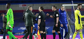 Ole Gunnar Solskjaer claims 'managers try to influence referees' over penalties