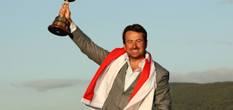 Vice-captain Graeme McDowell still has hopes of playing in another Ryder Cup