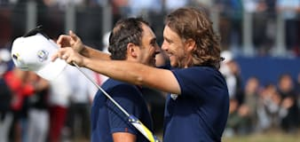 Tommy Fleetwood ready to forge new partnership after 'Moliwood' success in Paris