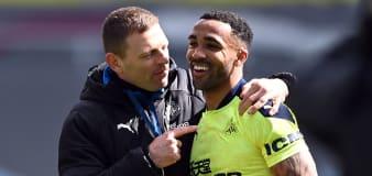 Interim boss Graeme Jones wants to see Newcastle performance off 'Richter scale'