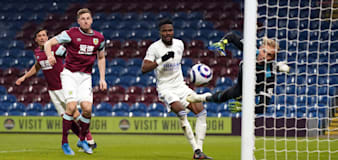 Kasper Schmeichel rescues Leicester with vital saves in draw at Burnley
