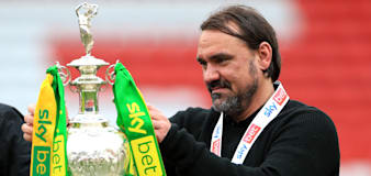 Daniel Farke preaches patience as Norwich look to get season up and running
