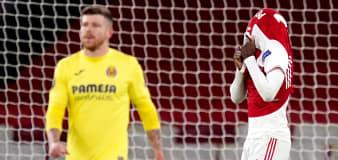 Arsenal miss out on Europa League final after goalless Villarreal second leg
