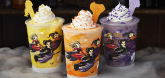 Carvel is serving up 'Hocus Pocus'-themed shakes for Halloween