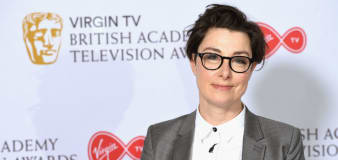 Sue Perkins warns 'get your eyes tested'