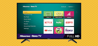 Hidden in Walmart's anti-Prime Day sale is a stellar 40-inch smart TV for just $178: 'Entertainment bliss'
