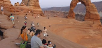Surge in national park visitors drives costs up