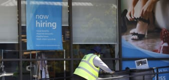 Job openings hit record high in April