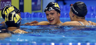 You're the future': 15-year-old qualifies for Olympics