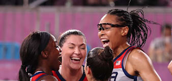 Team USA wins gold in Olympics' hottest new sport