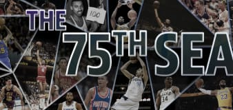 Biggest snubs from NBA's 75 greatest players list