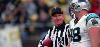 Veteran NFL official dies after working Sunday game