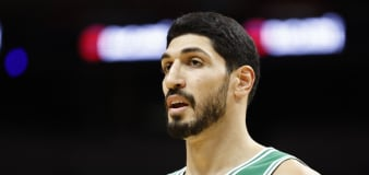 NBA player calls out Nike co-founder on forced labor