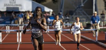 Transgender runner unable to compete in Olympic trials