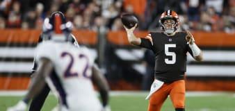 Browns backups impress in battle with Broncos