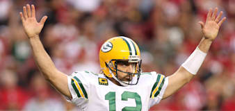 Rodgers breaks 49ers' hearts in only 37 seconds