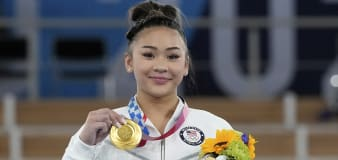 The improbable story of Sunisa Lee's gold medal