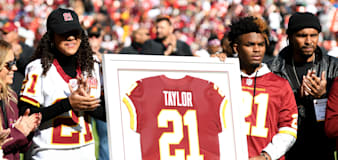 Column: Washington's tribute to late player was insulting