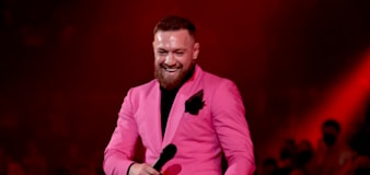 Report: Italian DJ says Conor McGregor punched him