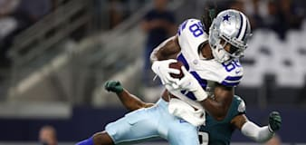 NFC East clash proves to be a one-sided affair