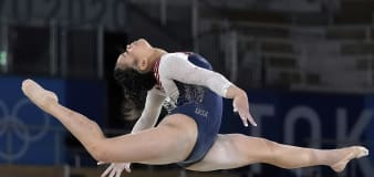 Lee can do in NCAA what other gymnasts couldn't