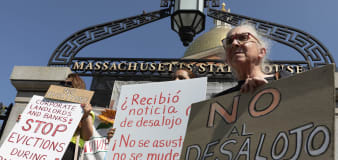 Frustration as Biden, Congress allow eviction ban to expire