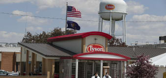 Tyson Foods: Mandate led to 96% vaccination rate
