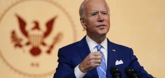 Biden seeks unity as Trump stokes embers of campaign