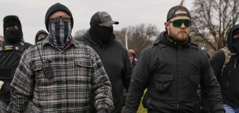 Proud Boys leaders ordered jailed on Jan. 6 charges