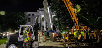 Sons of Confederate vets sue over monument removal