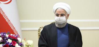 Iran president calls 60% enrichment an answer to 'evilness'
