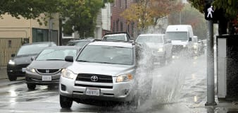 Forecasters: Calif. storm could bring 'historic' rain