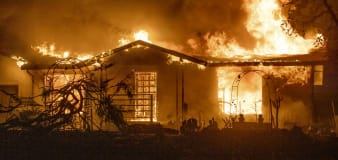 PG&E charged in wildfire last year that killed 4