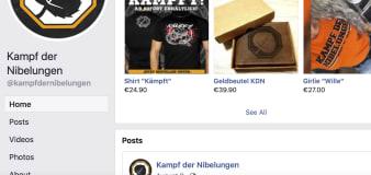 Neo-Nazis: Still on Facebook, and making money