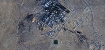 Major project at secretive Israeli nuclear facility