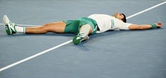 Djokovic wins 9th Australian Open, 18th Slam title