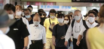 Tokyo sets another virus record
