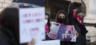 Global push to end domestic violence, worse amid COVID-19