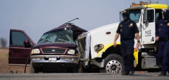 Human smuggling probe initiated after horror crash