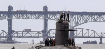 France bristles at US submarine deal